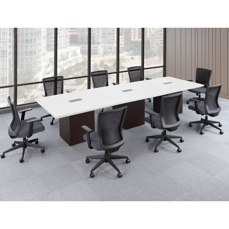 Laminate Cube Conference Tables Office Furniture Direct